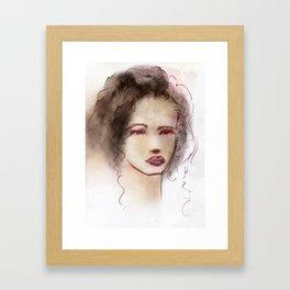 Sierra Framed Art Print