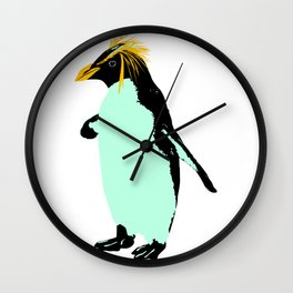Suit Up Wall Clock