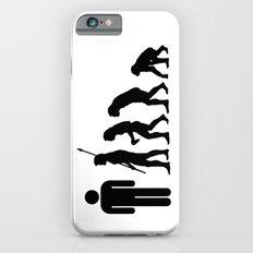 Evolution of Man B & W Slim Case iPhone 6s