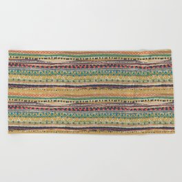 Trinket Vivid Beach Towel