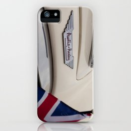 Vintage Car 10 iPhone Case