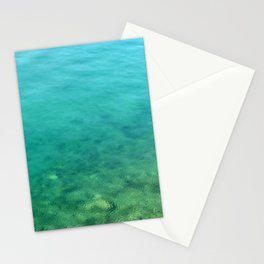 Aquamarine Stationery Cards