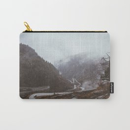 Cars and Curves Carry-All Pouch