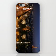 Paris from the Arc iPhone & iPod Skin