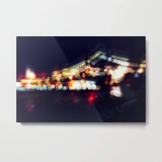 Color Drunk Love Metal Print