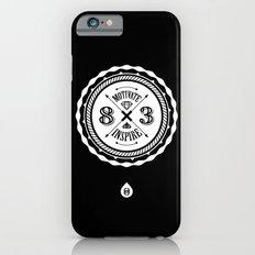 Motivate & Inspire (White) iPhone 6s Slim Case