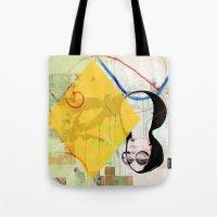 sunshine Tote Bags featuring Sunshine by John Murphy