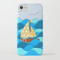 adventure iPhone & iPod Cases featuring Adventure by General Design Studio