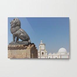 Lion of Judah Metal Print
