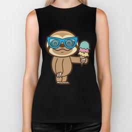 Sloth Summer!! Biker Tank