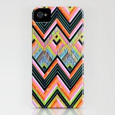 Infatuation Chevron iPhone (4, 4s) Slim Case
