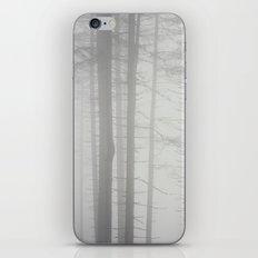 Shades of fog iPhone Skin
