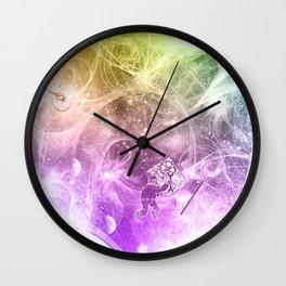 The Quantum Mechanic Wall Clock