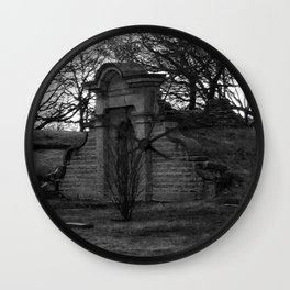 Hollow Hills Wall Clock