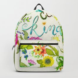 Cultivate Kindness Backpack