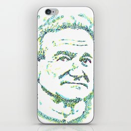 Likeness of Robin Williams iPhone Skin
