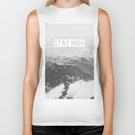 Stay High II Biker Tank