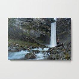 Brandywine Falls || Whistler, BC Metal Print