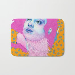 Natalie Foss x Deap Vally Bath Mat