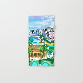 San Geronimo & Condado, PR Hand & Bath Towel