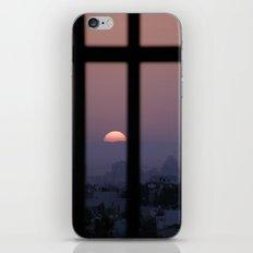 Sunrise prison iPhone & iPod Skin