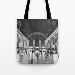 Grand Central Station in New York City Tote Bag