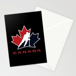 canada national team hockey Stationery Cards