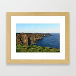 Cliffs of Moher, County Clare, Ireland Framed Art Print