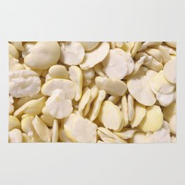 Fava beans Rug