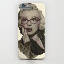 Some Like It Hot iPhone Case
