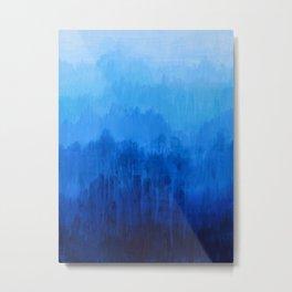 Mists No.4 Metal Print