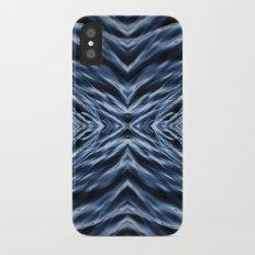 Rippling iPhone X Slim Case