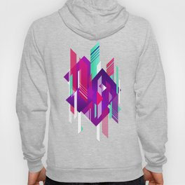 Shattered and Stained Hoody