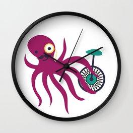 Hipsterpus Wall Clock