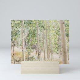 The Aspen Grove Mini Art Print