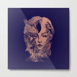 Fauna Metal Print