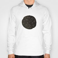 constellations Hoodies featuring Constellations by Roxanne Bee