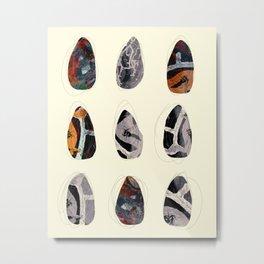 Bauta Stones Metal Print
