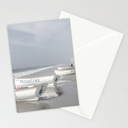 Beach Patrol Brigantine Stationery Cards