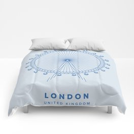 London City Collection Comforters