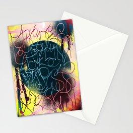 GraffitiAlphabet Stationery Cards