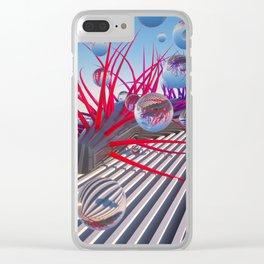 SEA SLUG Clear iPhone Case