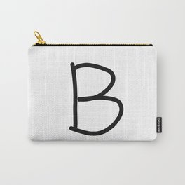 B LOVE Carry-All Pouch