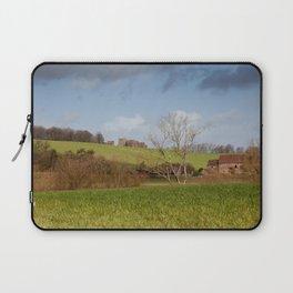 Goodrich Castle II Laptop Sleeve