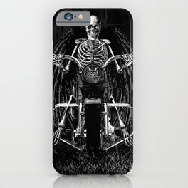 THE 4th HORSEMAN iPhone Case