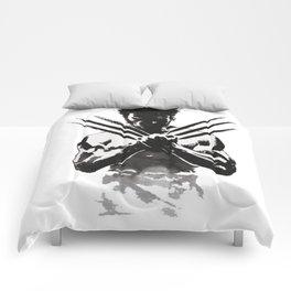 Wolverin 1 Comforters