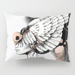Bird of Minerva Pillow Sham