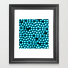 Even On A Molecular Level There Is No Perfection Framed Art Print