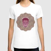 tyler durden T-shirts featuring Tyler Durden - FightClub by Kuki