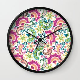 Limeade Wall Clock